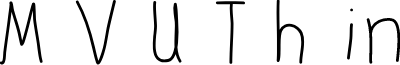 MVUThin