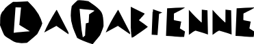 LaFabienne font