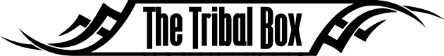 Preview image for The Tribal Box Font
