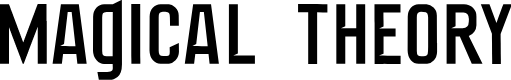 Preview image for magicaltheory Font