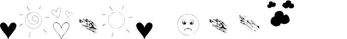Preview image for Symbols Font