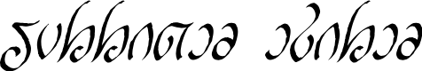 Preview image for Rellanic Italic