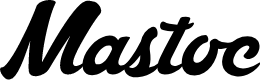 Preview image for Mastoc Personal Use Only Font