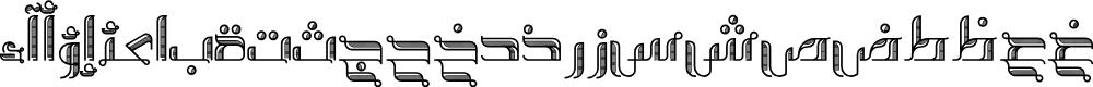 Preview image for Buroj Font