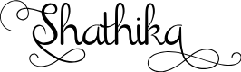Preview image for Shathika Font
