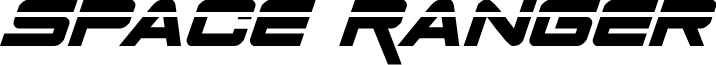 Space Ranger Laser Italic