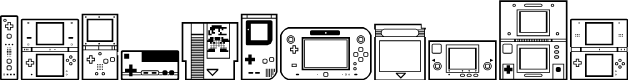 Preview image for Nintendo Dingbats NBP Regular Font