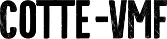 Preview image for Cotte-VMF Font