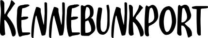 Preview image for Kennebunkport Regular Font