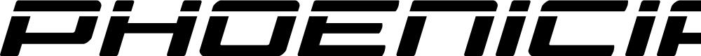 Preview image for Phoenicia Laser Italic Italic