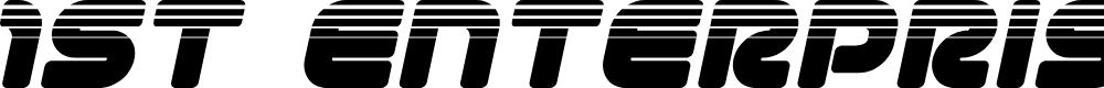 Preview image for 1st Enterprises Halftone Ital
