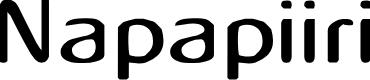 Preview image for Napapiiri Font