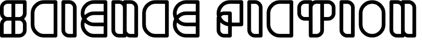 Preview image for SCIENCE FICTION Font