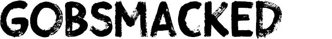 Preview image for Gobsmacked DEMO Regular Font
