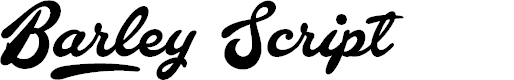 Preview image for Barley Script PERSONAL USE Font