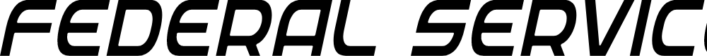 Preview image for Federal Service Light Condensed Italic