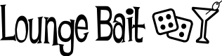 Preview image for Lounge Bait Font