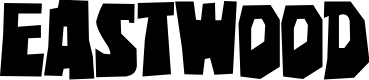 Preview image for Eastwood Font