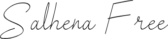 Preview image for Salhena Free Font