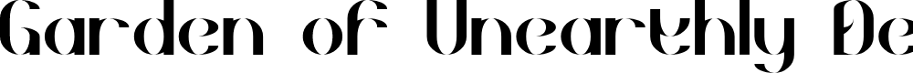 Preview image for Goud Regular Font