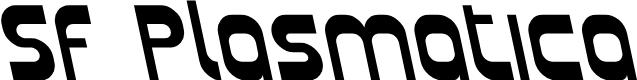 Preview image for SF Plasmatica Rev Italic