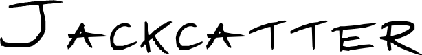 Preview image for Jackcatter Font