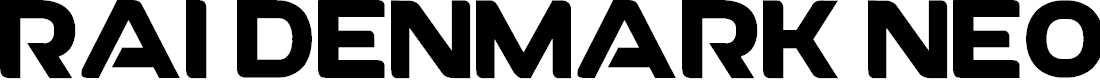 Preview image for RAI Denmark Neo Font