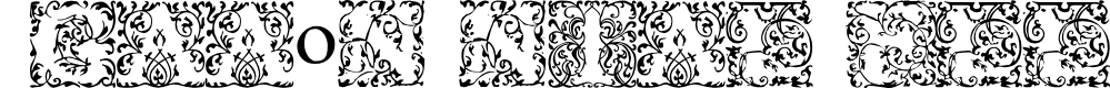 Preview image for EB Garamond Initials Fill1