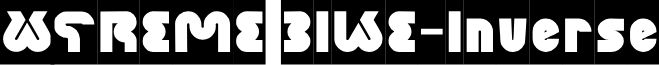 XTREME BIKE-Inverse