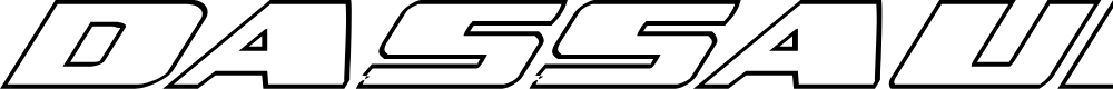 Preview image for Dassault Outline Italic