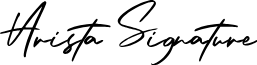 Arista Signature
