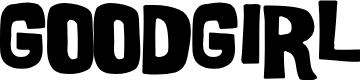 Preview image for GoodGirl Font