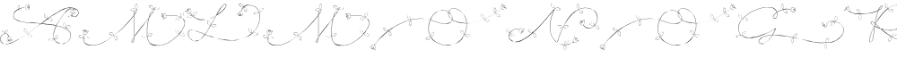 AMLMonogram Outline 01