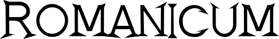 Preview image for Romanicum Font