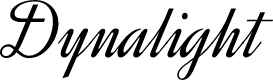 Preview image for Dynalight Font