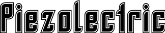 SF Piezolectric Inline