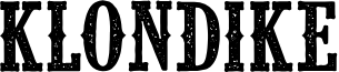 CF Klondike PERSONAL Regular font