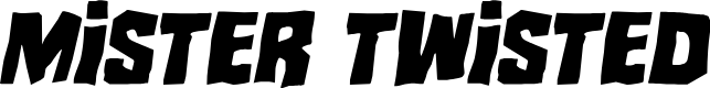 Preview image for Mister Twisted Italic