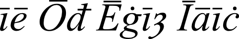 Preview image for Times Old English Italic