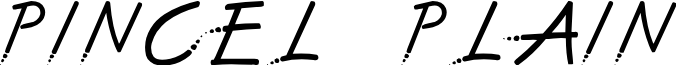 Pincel 2 Plain