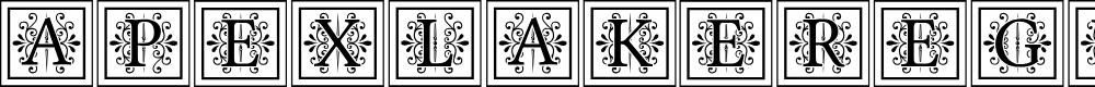 Preview image for ApexLake-Regular