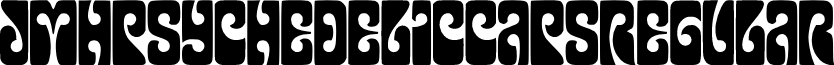 JMHPsychedelicCAPS-Regular font