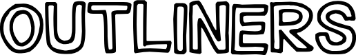 Preview image for Outliners Font