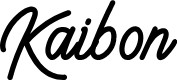 Preview image for Kaibon Font