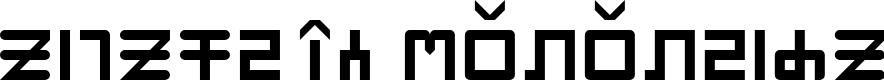 Preview image for Sanskrit Logograms Regular Font