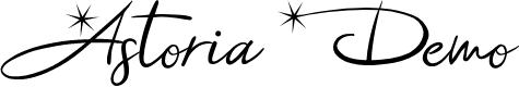 Preview image for Astoria Demo Font
