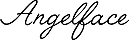 Preview image for Angelface Font