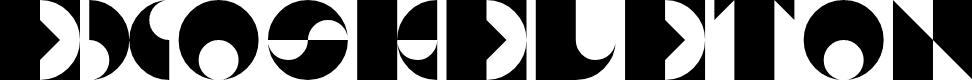 Preview image for Exoskeleton Regular Font