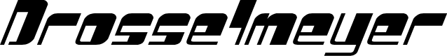 Preview image for Drosselmeyer Italic