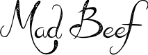Preview image for Mad Beef Font
